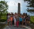 Wizyta dzieci i młodzieży z Haczowa Maj 2018